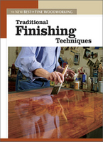 Cover of Traditional Finishing Techniques