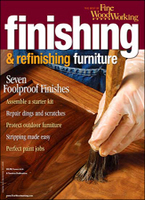 Cover Finishing And Refinishing Furniture