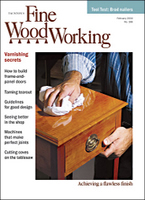 Cover 2 of Fine Wood Working
